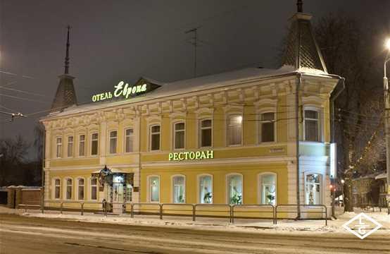 Гостиничный комплекс  Европа