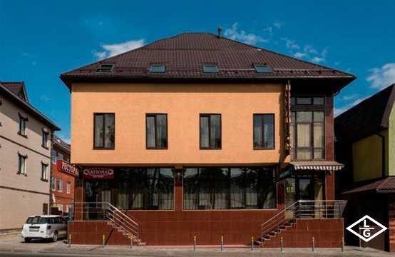 Hotel Maksimus (Krasnodar)