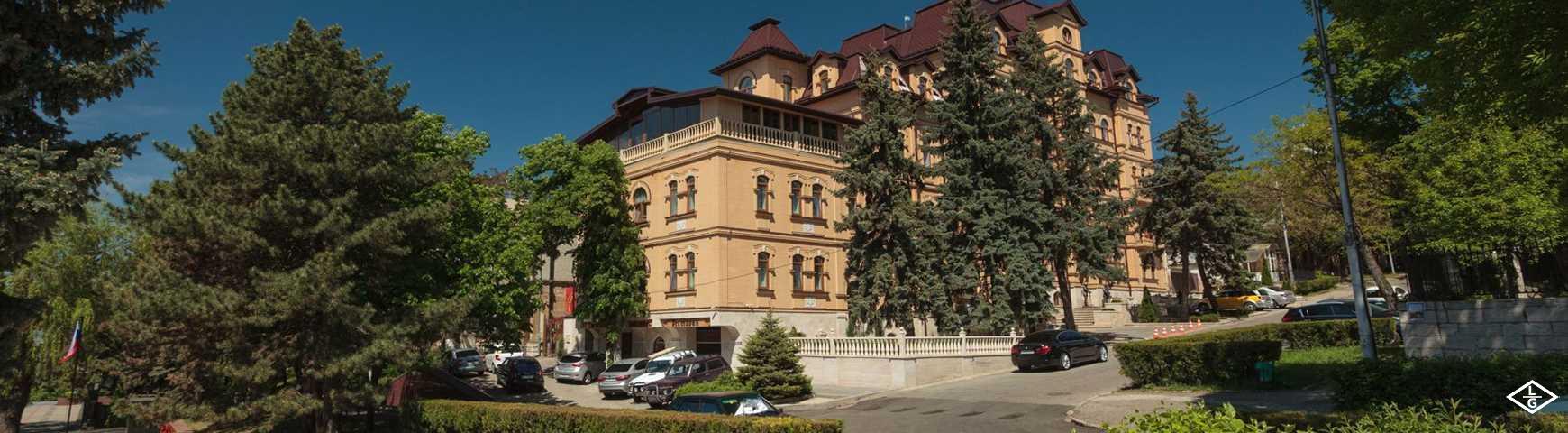 Спа-отели Ставропольского края