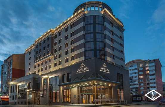 Бизнес-отель АЗИЯ