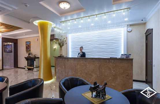 Отель «Bellagio»