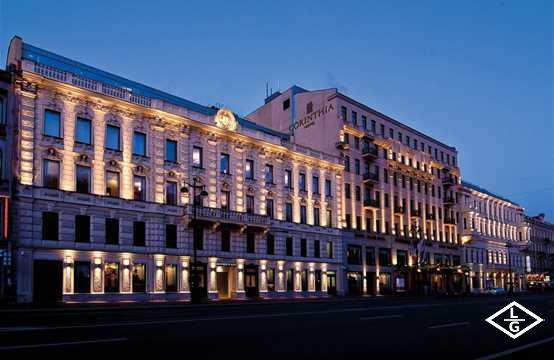 Отель  Коринтия Санкт-Петербург