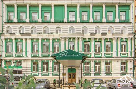 Гостиница  Эрмитаж  Центр