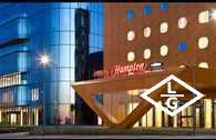 «Hampton by Hilton St Petersburg ExpoForum» («Хэмптон бай Хилтон, Санкт-Петербург,  ЭкспоФорум»)