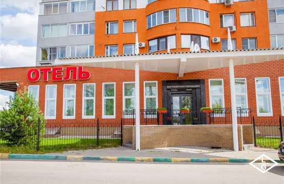 Отель  Вертолетная Площадка