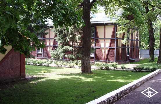 Парк-отель  Городок