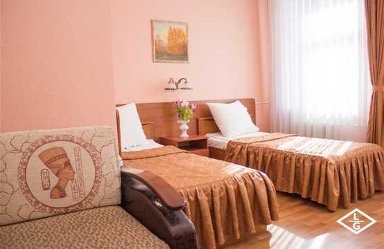 ТОНИКА отель