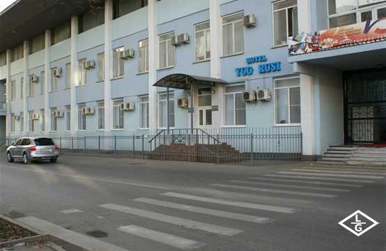 Гостиница «Юг Руси»