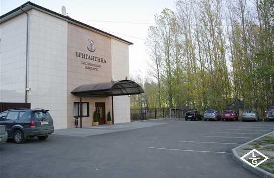Гостиничный комплекс  Бригантина