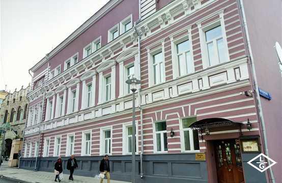 Отель «Пушкин»