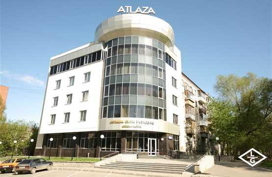 Гостиница  ATLAZA City Residence