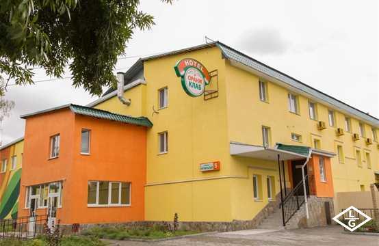 Гостиница  Оранж Клаб