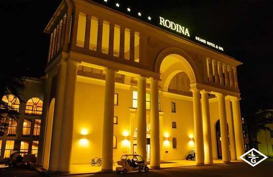 РОДИНА Гранд Отель и СПА