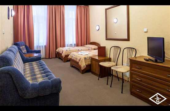 Мини-отель  СТАРЫЙ ГОРОД  ( АЛЬТБУРГ на Петроградской )