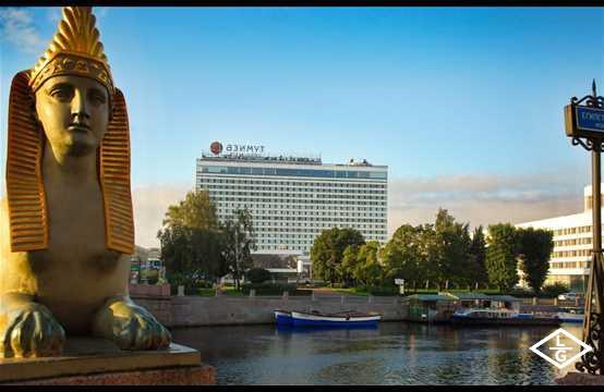 AZIMUT Отель Санкт-Петербург