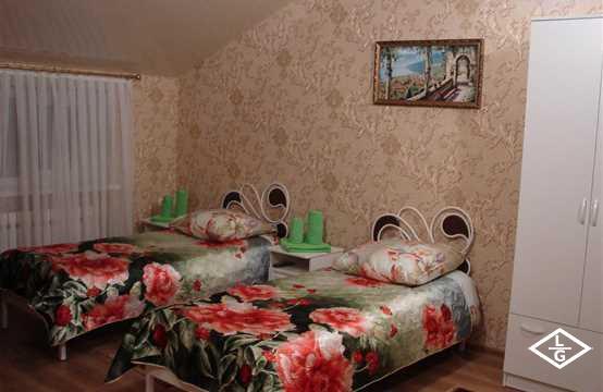 гостиница  Ивушка