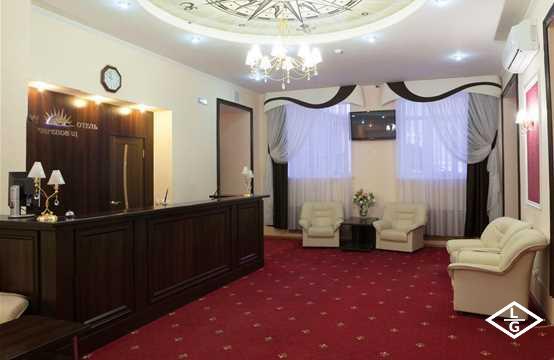 Гостиница  Апарт-отель  Череповец