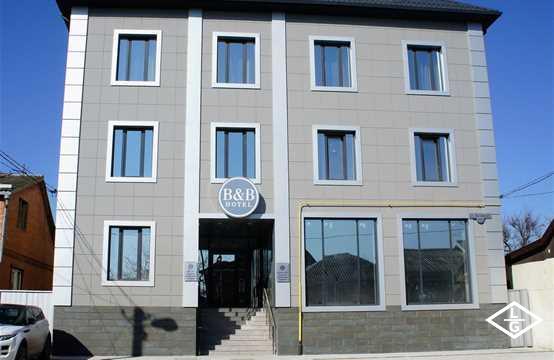 Отель  БИ ЭНД БИ центр