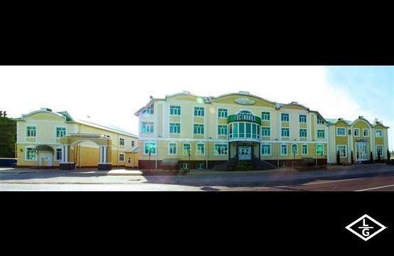 Гостинично-ресторанный комплекс «Эдельвейс»