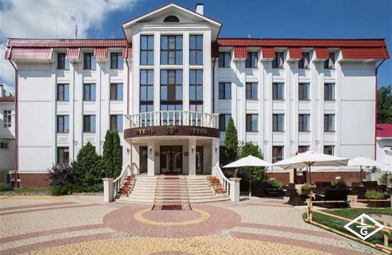 ЯР Hotel & SPA