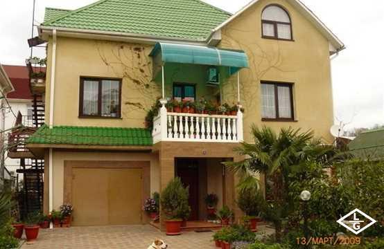 Гостевой дом  Соната