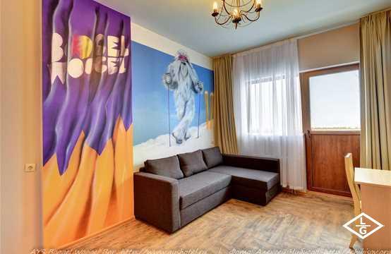 BOOGEL WOOGEL Отель Бар
