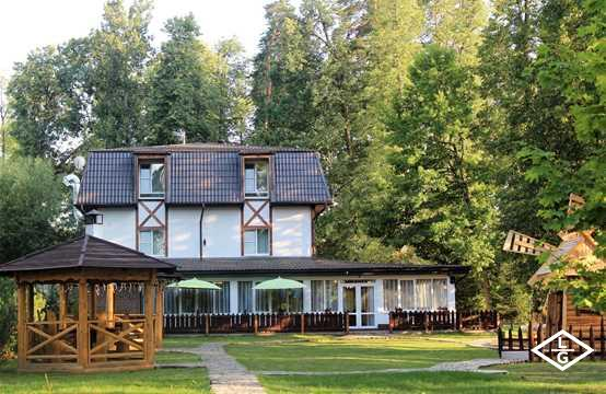 Парк Отель Ясенки