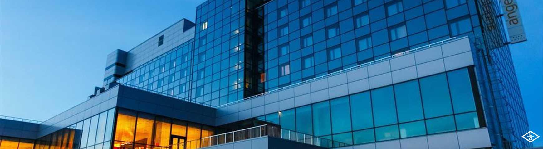 Тревел-блогеры оценили отель Angelo by Vienna House как лучший отель 4* у аэропорта в России