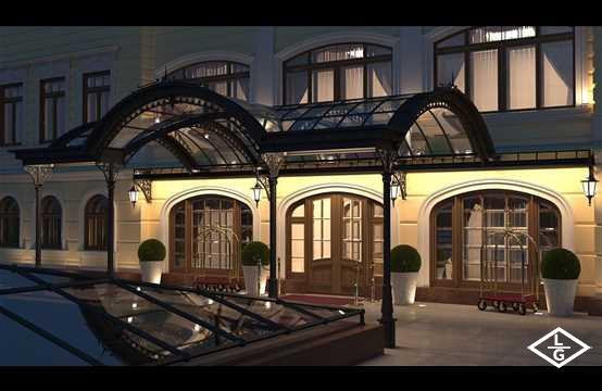 Tsar Palace Luxury Hotel & SPA