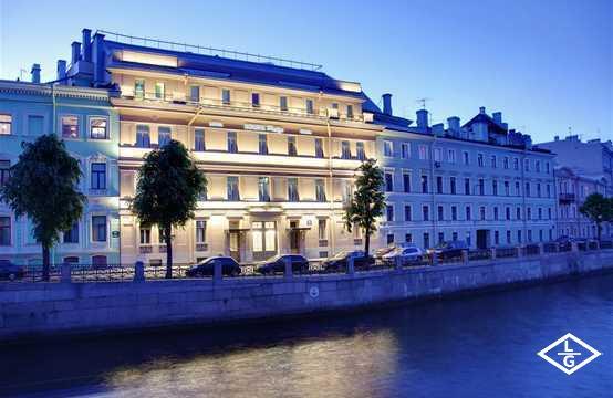 отель Domina Prestige St.Petersburg («Домина Престиж Санкт-Петербург»)