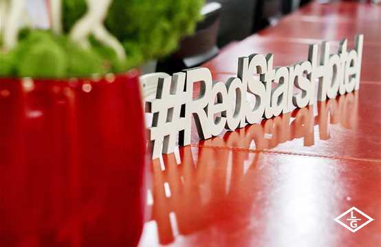 Ред Старс отель