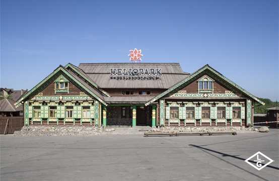 HELIOPARK Suzdal
