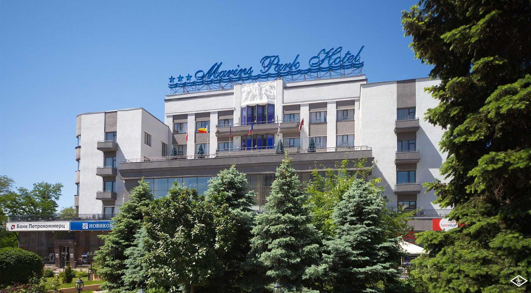 Самый популярный отель Ростова-на-Дону: Маринс парк отель