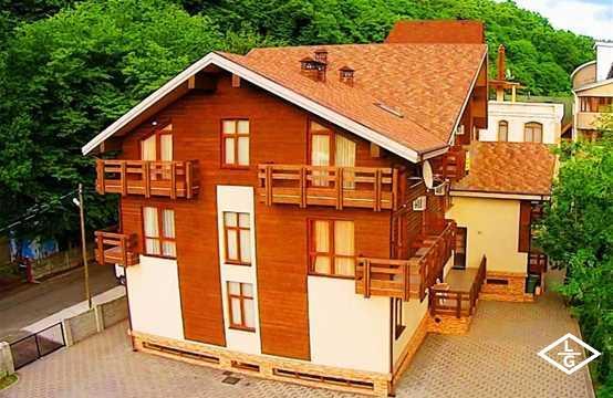 Гостевой дом  Дача на Березовой