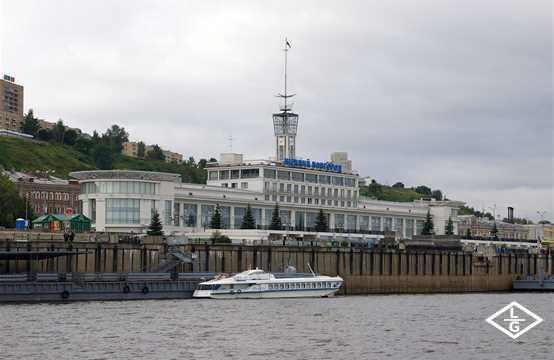 Гостиница  Троицкая
