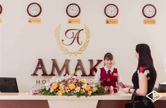 Отель  AMAKS Конгресс-отель
