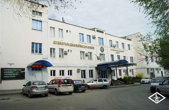 Отель Евразийский бизнес-центр