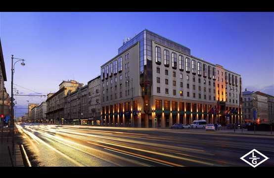 Гостиница  Шератон Палас Москва