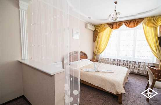 гостиница  Ростовчанка